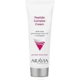 Крем для ухода за контуром глаз и губ Aravia Professional Peptide Complex Cream