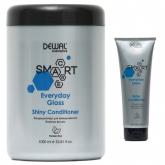 Кондиционер для ежедневного блеска волос Dewal Smart Care Everyday Gloss Shiny Conditioner