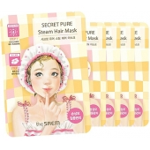 Маска для волос The Saem Secret Pure Steam Hair Mask