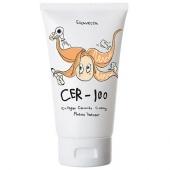 Коллагеновая маска для поврежденных волос Elizavecca Cer-100 Collagen Ceramide Coating Protein Treatment