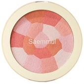 Мозаичные румяна The Saem Saemmul Luminous Multi Blusher