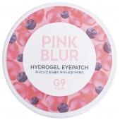 Гидрогелевые патчи G9Skin Pink Blur Hydrogel Eyepatch