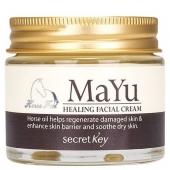 Лечебный крем для лица Secret Key Mayu Healing Facial Cream