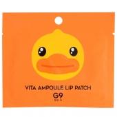 Гидрогелевые патчи для губ Berrisom B.Duck Vita Ampoule Lip Patch