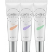 Основа под макияж Missha Lighting Tone Up Base SPF30 PA++
