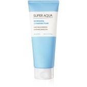 Освежающая пенка для лица Missha Super Aqua Refreshing Cleansing Foam