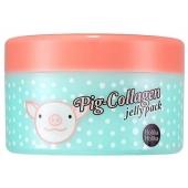 Гелевая ночная маска Holika Holika Pig-Collagen Jelly Pack
