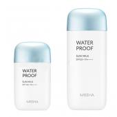 Водостойкая солнцезащитная эмульсия SPF50 Missha All around Safe Block Waterproof Sun Milk SPF50