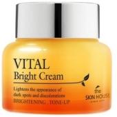 Увлажняющий крем для лица The Skin House Vital Bright Cream