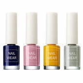 Лак для ногтей The Saem Nail Wear