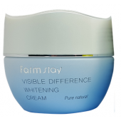 Осветляющий крем для глаз FarmStay Visible Difference Whitening Eye Cream