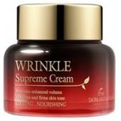Крем разглаживающий морщины The Skin House Wrinkle Supreme Cream
