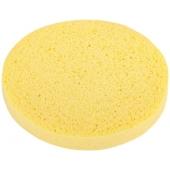 Косметическая губка для снятия макияжа Limoni Round Cleansing Sponge