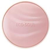 Солнцезащитная увлажняющая пудра-кушон The Saem Eco Soul Essence Cushion Moisture Lasting SPF50+ PA+++