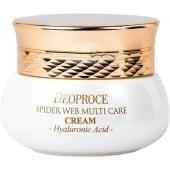 Восстанавливающий крем с экстрактом паутины Deoproce Spider Web Multi-Care Cream