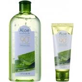 Успокаивающий гель с 90% алоэ It's Skin Aloe 90% Soothing Gel
