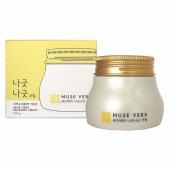 Крем для лица расслабляющий с медом и молоком Deoproce Musevera Relaxing Cream