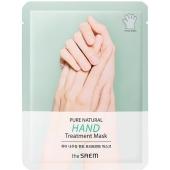 Маска-перчатки для рук The Saem Pure Natural Hand Treatment Mask