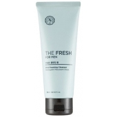 Очищающая пенка для мужчин The Face Shop The Fresh For Men Mild Foaming Cleanser