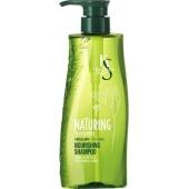 Питательный шампунь для волос с экстрактом морских водорослей KeraSys Hair Clinic System Naturing Nourishing Shampoo
