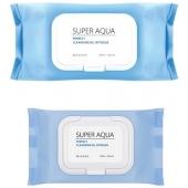 Очищающие салфетки для лица Missha Super Aqua Perfect Cleansing Oil In Tissue