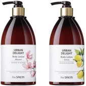 Лосьон для тела The Saem Urban Delight Body Lotion