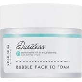 Очищающая маска для лица Missha Near Skin Dustless Bubble Pack To Foam