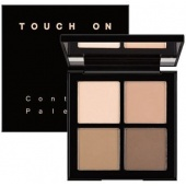 Палитра для контурирования лица Missha Touch On Contour Palette
