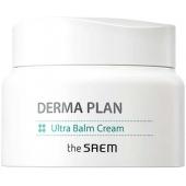 Крем-бальзам для чувствительной кожи The Saem Derma Plan Ultra Balm Cream