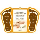 Пилинг для ступней Mijin Cosmetics Foot Peeling Pack