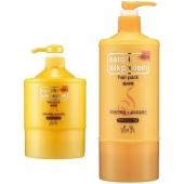 Маска для волос с кератином Flor de Man MF Keratin Silkprotein Hair Pack