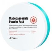 Компактная пудра с мадекасоссидом для проблемной кожи A'Pieu Madecassoside Powder Pact