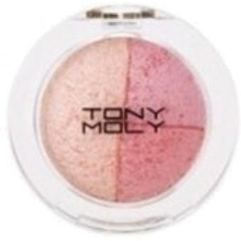 Тени-трио Tony Moly  Party lover triple dome eye shadow