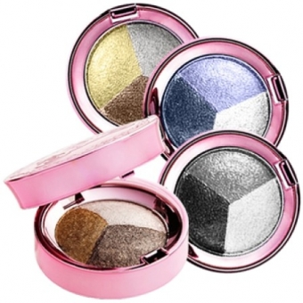 Тройные тени Lioele Dollish Eye Shadow (Triple)