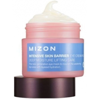 Крем-маска для век Mizon Intensive Skin Barrier Eye Cream Pack