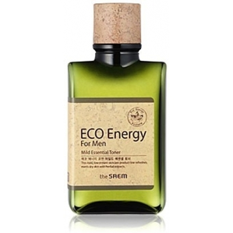 Мягкий мужской тонер The Saem Eco Energy For Men Mild Essential Toner