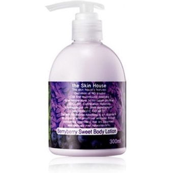 Лосьон для тела The Skin House Berry Berry Sweet Body Lotion
