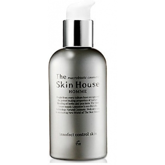 Тонер балансирующий The Skin House Homme Innofect Control Skin