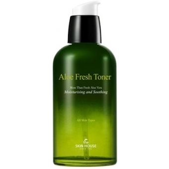 Тонер для лица The Skin House Aloe Fresh Toner