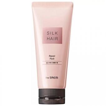 Маска для поврежденных волос The Saem Silk Hair Repair Pack