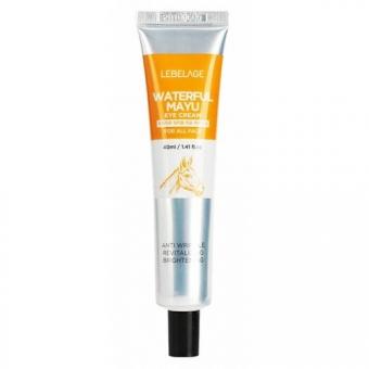 Увлажняющий крем для кожи вокруг глаз Lebelage Waterful Mayu Eye Cream
