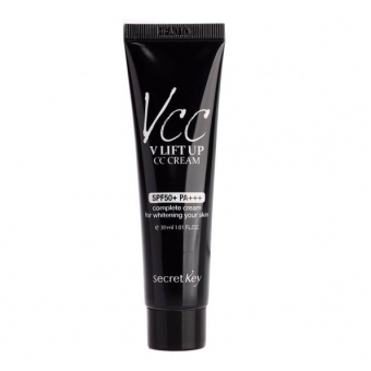 Уходовый СС-крем Secret Key SPF50/PA+++ V-Line Lift Up CC Cream