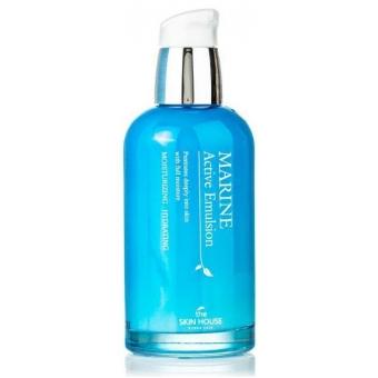 Увлажняющая эмульсия The Skin House Marine Active Emulsion