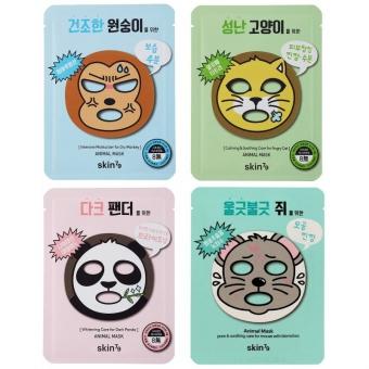 Тканевая маска для лица Skin79 Animal Mask