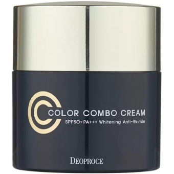 Крем СС Deoproce Color Combo Cream