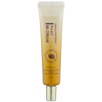 ББ-крем с экстрактом улитки Deoproce Anti-Wrinkle And Whitening Snail BB Cream SPF50+/PA+++