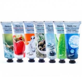 Крем для рук FarmStay Visible Difference Hand Cream