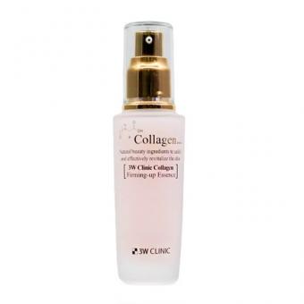 Лифтинг - эссенция для лица с коллагеном 3W Clinic Collagen Firming-up Essence