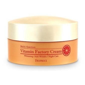 Крем для лица Deoproce Multi-function Vitamin Factory Cream