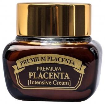 Регенерирующий крем для лица с плацентой 3W Clinic Premium Placenta Intensive Cream